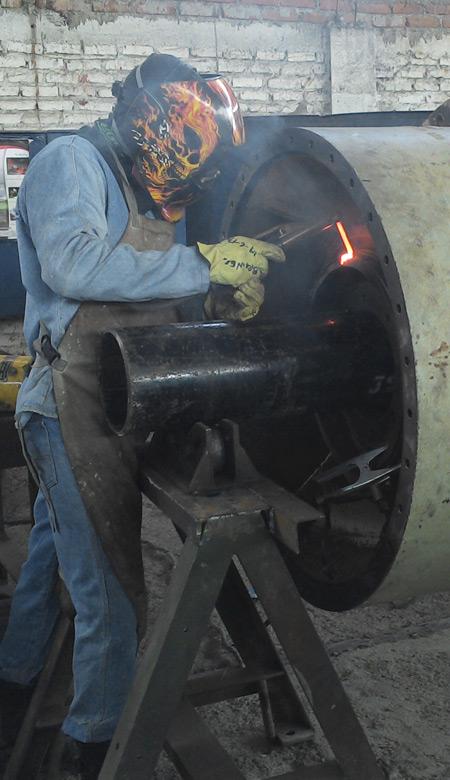 Somos expertos en el área de Metalmecánica